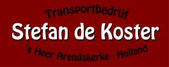 Transportbedrijf Stefan de Koster